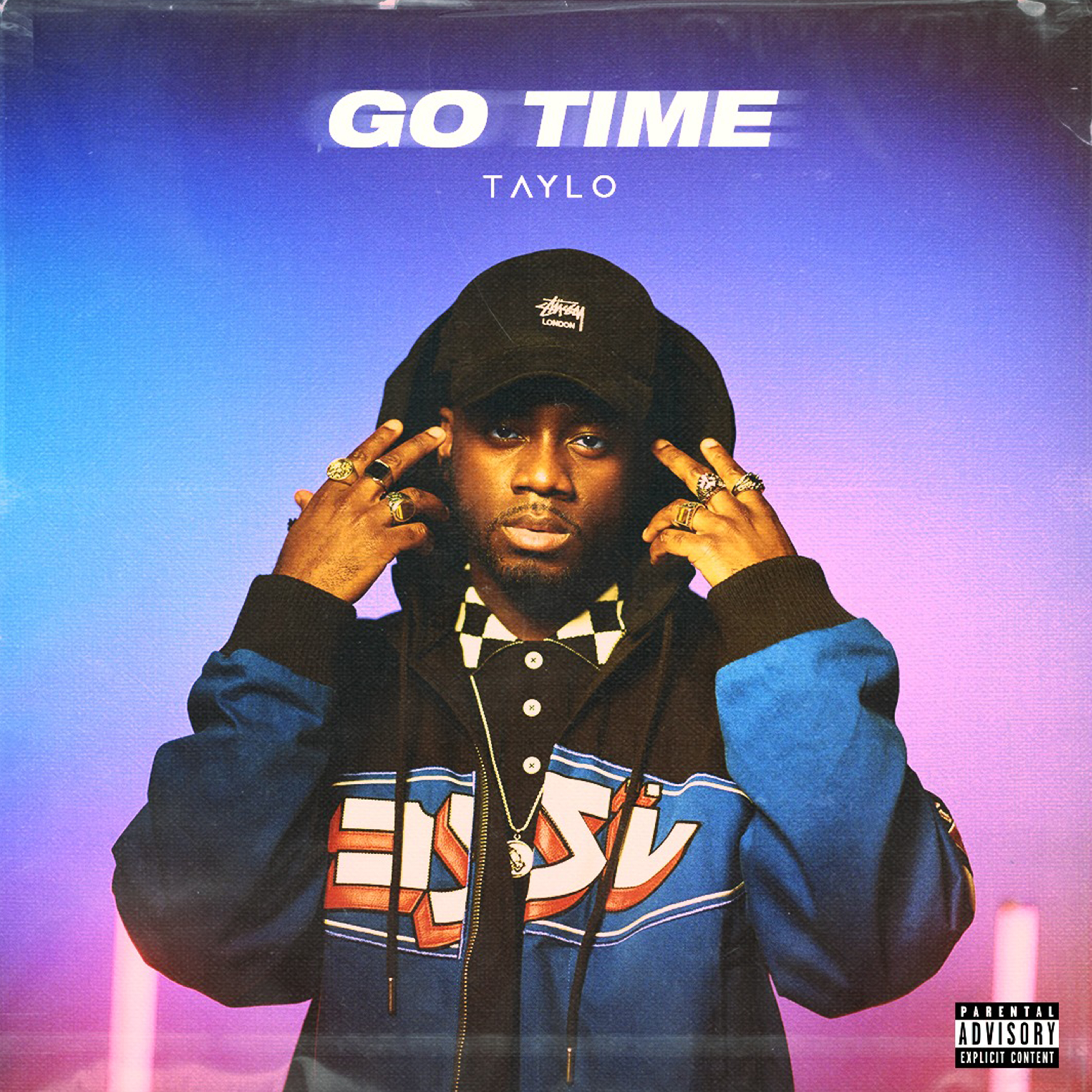 GO TIME - SINGLE COVER (A)